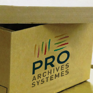 Conteneur archives PRO ARCHIVES SYSTEMES